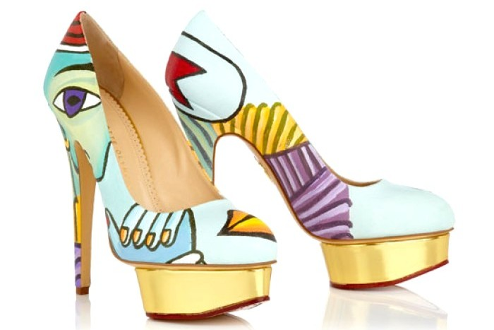 charlotte_olympia pablo picasso