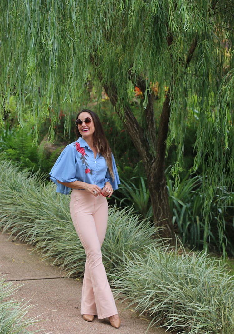 look chic clothes